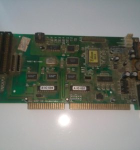 ISA Sound card Edison Gold 16
