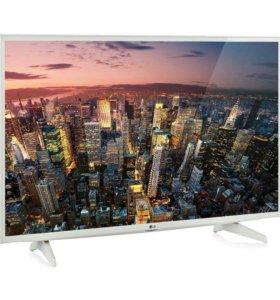 4k телевизор Lg 43uh619v