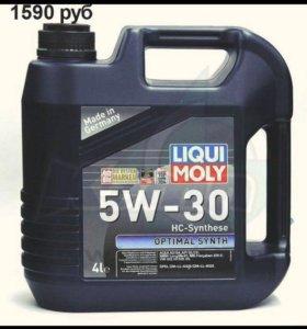 Масло моторное Liqui Moly Optimal Synth 5W-30 4 л