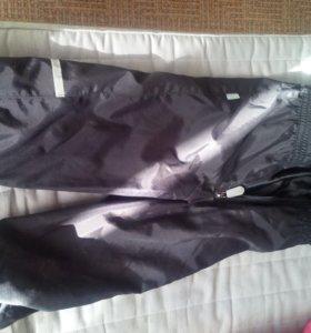 Ветровочные штаны ленне
