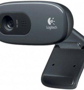 Веб-камера LOGITECH.Возможен торг.