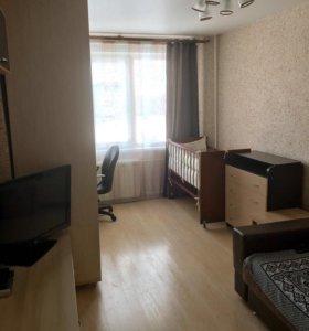1-комнатная квартира 33,5м2