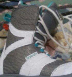 Продам ботинки BURTON
