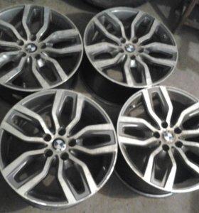 Продам диски R-19 от BMW