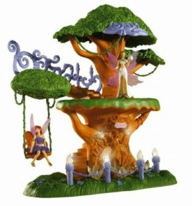 Дом-дерево для фей