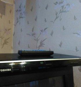 DVD плеер Toshiba