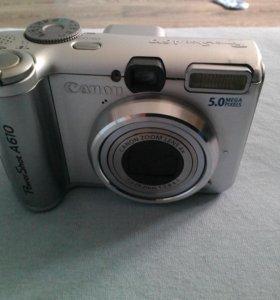 Canon a610