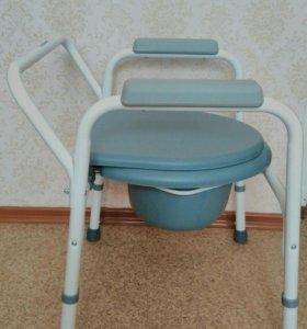 Кресло-туалет WC Econom ( бес колес)