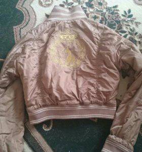 Куртка укороченная