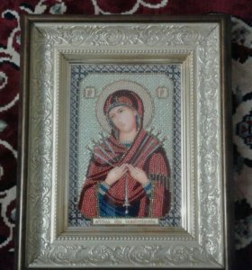 Икона св. Семистрельная