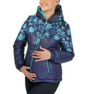 Куртка для беременных весна- осень