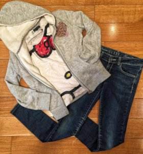 Design look (Tommy Hilfiger, Hello Kitty, Guess)