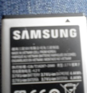 Батареи теле2 и самсунг