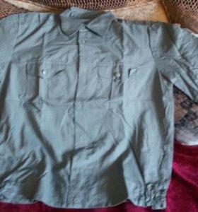 рубашки , военные