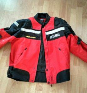 Мото куртка мужская новая . Рассмотрю вашу цену.