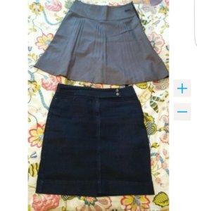 Фирменные юбки и брюки