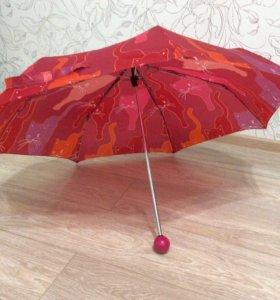 Новый зонт для девочек