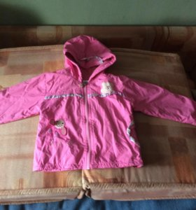 Курточка летняя для девочки