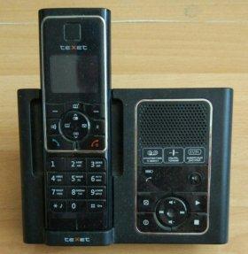 Домашний беспроводной телефон TEXET TX-D7400