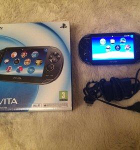 PS Vita 16gb прошитая Henkaku 3.60