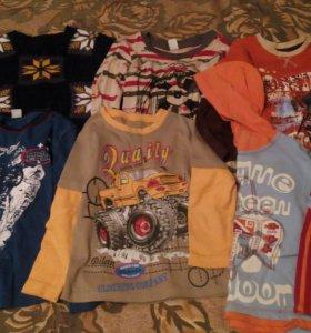 Одежда на мальчика 5-8 лет