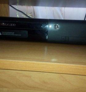 Xbox 360 Kinect и 3 игр
