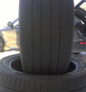 Шины Continental 275/45 R20 4 шт