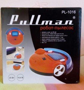 Робот-пылесос новый