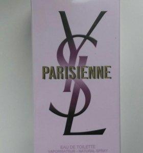 Туалетная вода  новая в упаковке YSL Parisienne