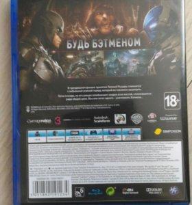 Видеоигра для PS4 Медиа Batman:Рыцарь Аркхема