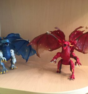 Игрушки драконы