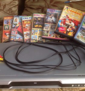 Продаётся DVD player