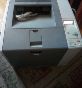 Лазерный HP LaserJet P3005dn Printer (Q7815A)