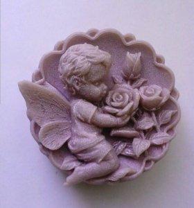 Мыло скульптурное