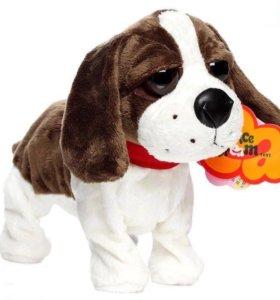 Интерактивная собака новая 🐶