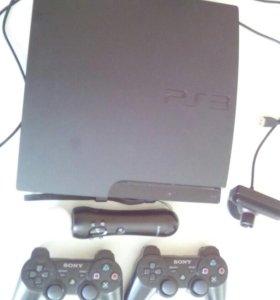 PS 3 и все комплектующие