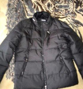 Куртки мужские размер s,m