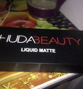 Матовый набор HUDA из 16 штук