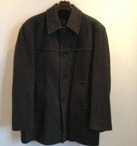 Пальто мужское из шерсти (Италия)