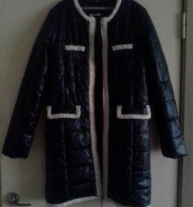 Пальто демисезонное Acoola с капюшоном