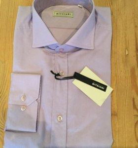 Рубашки классические мужские (оптом по 3 шт.)