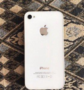 iPhone 4s 32г  кто сегодня заберет отдам за 4500