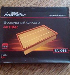 Воздушный фильтр opel