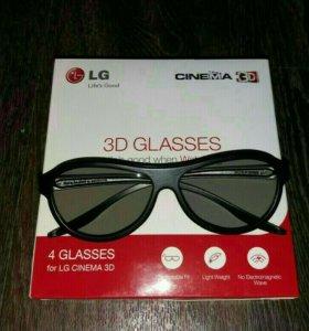 Очки 3D Glasses LG