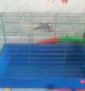 Клетка для кролика, хомяка или морской свинки