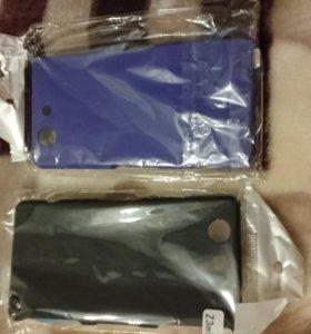 Бампер на Sony z3 compact