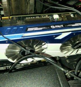 Видеокарта Palit GameRock Nvidia Geforce 1080GTX