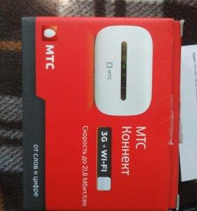Mts wi-fi роутер 3G