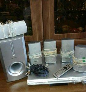 DVD-система домашнего кинотеатра Panasonic