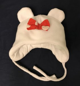 Шапочка для новорождённого